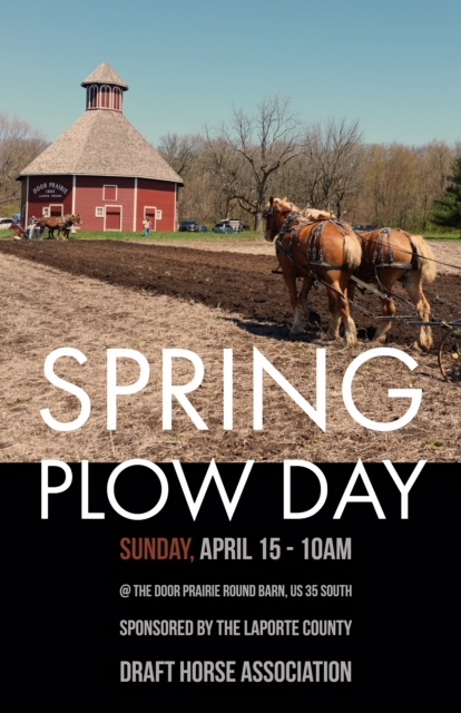 Spring 2018 Plow Day